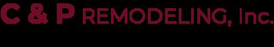 C & P Remodeling Inc. Logo